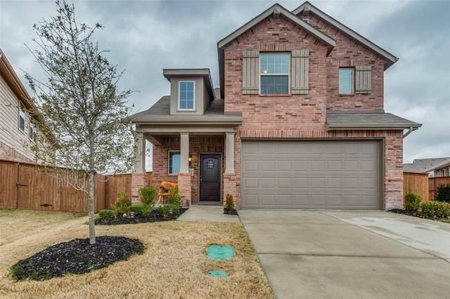 3414 Feldspar Road, Heartland, TX 75126 (MLS #14301599) :: The Kimberly Davis Group