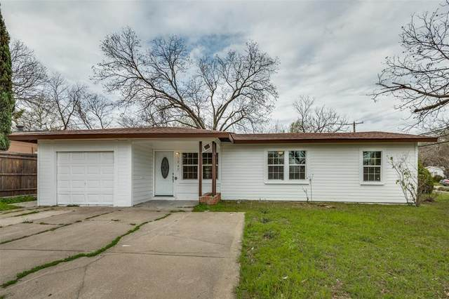 1845 Ida Street, Arlington, TX 76010 (MLS #14301614) :: Post Oak Realty