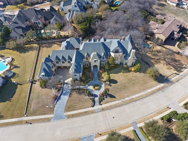 5345 Monterey Drive, Frisco, TX 75034 (MLS #14301633) :: All Cities USA Realty