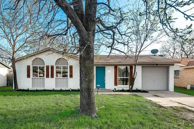 14214 Osage Drive, Balch Springs, TX 75180 (MLS #14301730) :: The Kimberly Davis Group