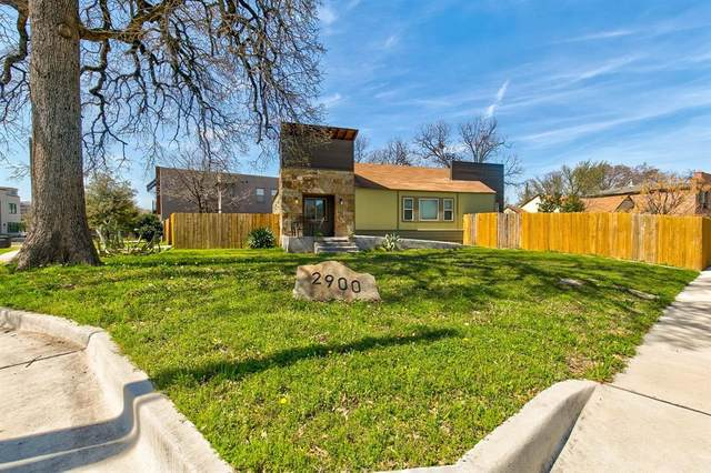 2900 Merrimac Street, Fort Worth, TX 76107 (MLS #14301790) :: The Hornburg Real Estate Group