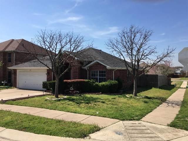6617 Bear Hollow Court, Watauga, TX 76137 (MLS #14301792) :: Justin Bassett Realty