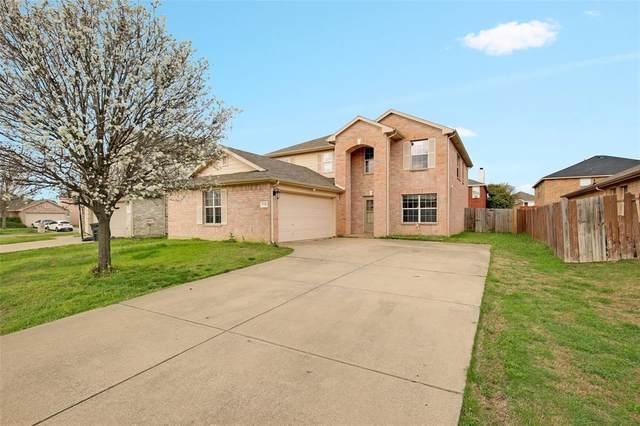 5331 Throckmorton Drive, Grand Prairie, TX 75052 (MLS #14301884) :: RE/MAX Landmark