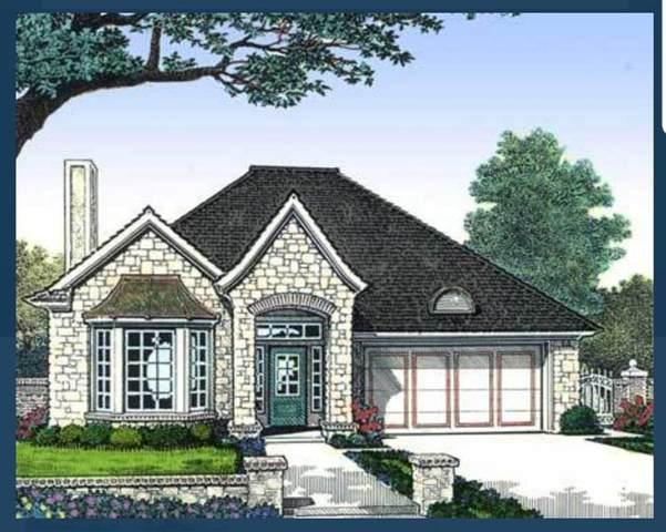 2607 Hillcrest Drive, Granbury, TX 76048 (MLS #14301947) :: The Chad Smith Team