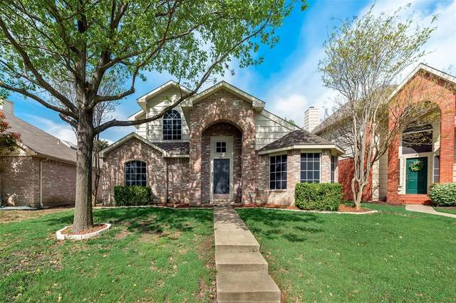 7937 Excaliber Road, Frisco, TX 75035 (MLS #14301955) :: Justin Bassett Realty