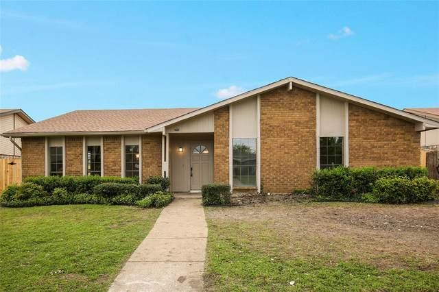 2710 Esquire Lane, Garland, TX 75044 (MLS #14301972) :: Team Tiller