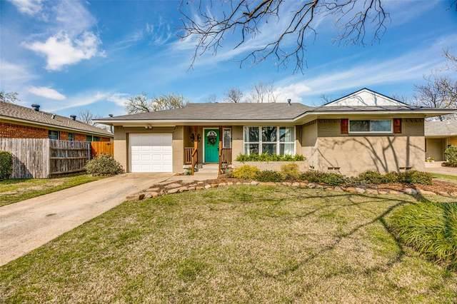 10615 Lorwood Drive, Dallas, TX 75238 (MLS #14302005) :: Frankie Arthur Real Estate