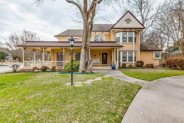 1739 Green Tree Place, Duncanville, TX 75137 (MLS #14302012) :: The Chad Smith Team