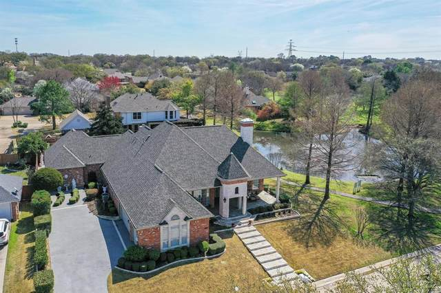 65 Remington Drive W, Highland Village, TX 75077 (MLS #14302022) :: Baldree Home Team