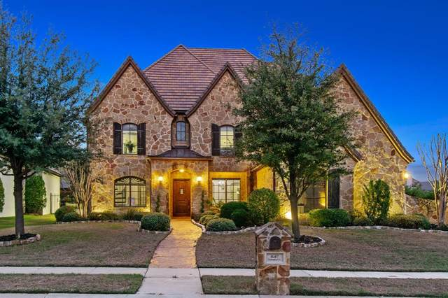 4667 Sidonia Court, Fort Worth, TX 76126 (MLS #14302043) :: ACR- ANN CARR REALTORS®