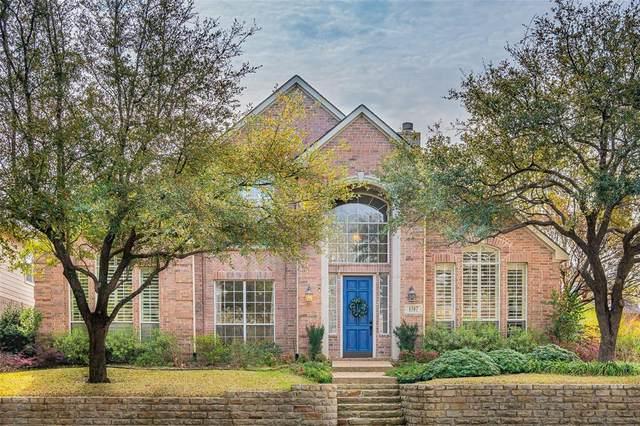 1517 Rollins Drive, Allen, TX 75013 (MLS #14302089) :: Frankie Arthur Real Estate