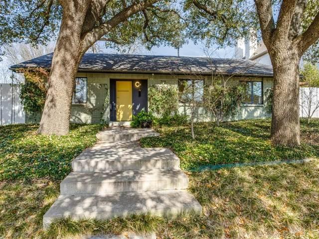 7121 Bob O Link Drive, Dallas, TX 75214 (MLS #14302139) :: Robbins Real Estate Group