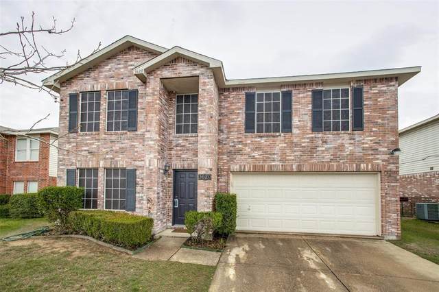 3620 Willow Creek Trail, Mckinney, TX 75071 (MLS #14302149) :: The Chad Smith Team