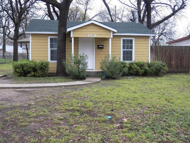 3931 Mercury Street, Haltom City, TX 76111 (MLS #14302158) :: Baldree Home Team