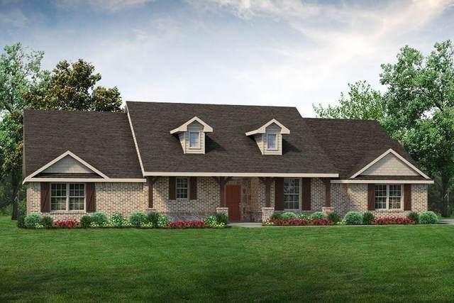 2000 Pebblegate Drive, Weatherford, TX 76085 (MLS #14302178) :: Post Oak Realty