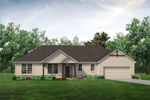 1011 Winecup Lane, Weatherford, TX 76085 (MLS #14302190) :: Post Oak Realty