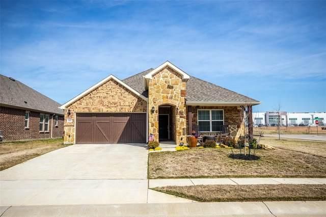 107 Hanover Trail, Lewisville, TX 75067 (MLS #14302214) :: RE/MAX Pinnacle Group REALTORS