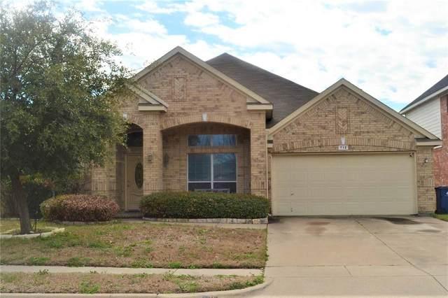712 Bur Oak Drive, Burleson, TX 76028 (MLS #14302229) :: The Mitchell Group