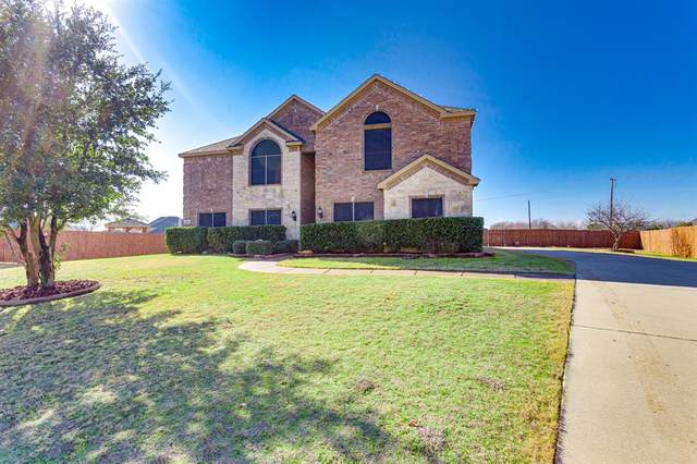 1601 Alamo Bell Way, Fort Worth, TX 76052 (MLS #14302230) :: Real Estate By Design
