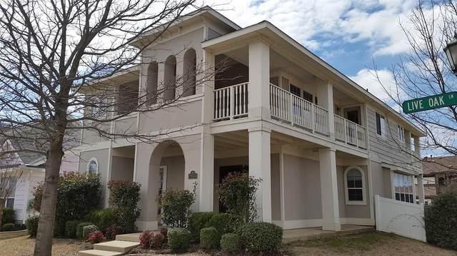1421 Live Oak Lane, Savannah, TX 76227 (MLS #14302323) :: Real Estate By Design