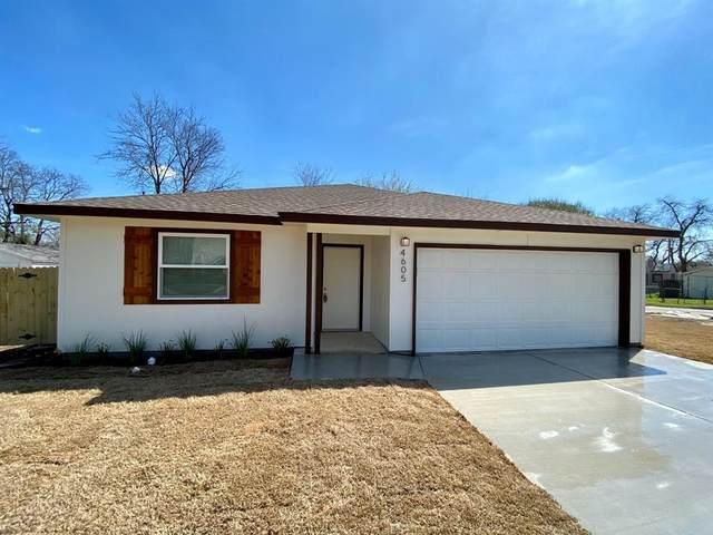 4605 Byrd Drive, River Oaks, TX 76114 (MLS #14302374) :: HergGroup Dallas-Fort Worth