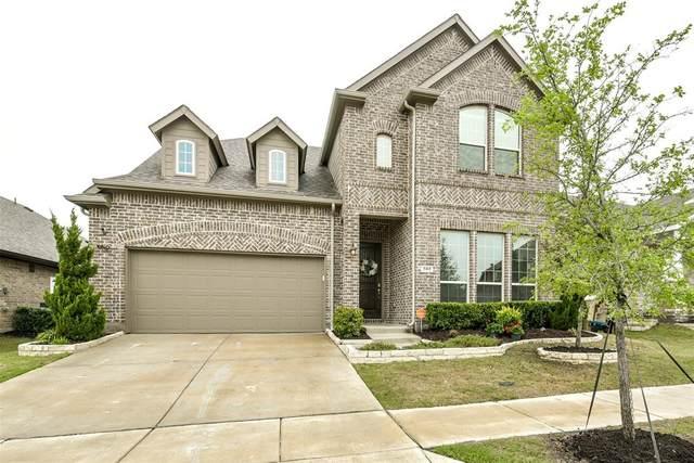 505 Allbright Road, Celina, TX 75009 (MLS #14302459) :: Real Estate By Design