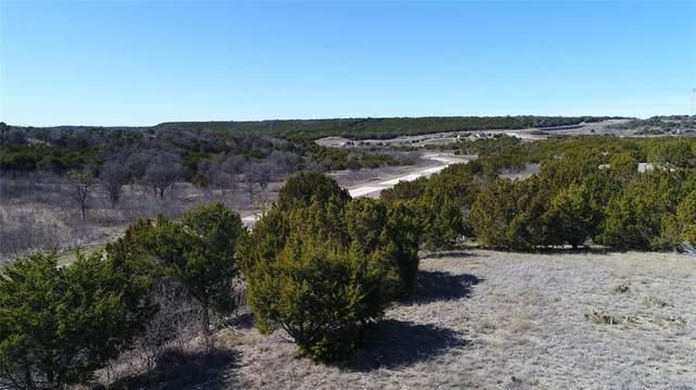 Lot 669 Balcones, Possum Kingdom Lake, TX 76449 (MLS #14302464) :: Robbins Real Estate Group