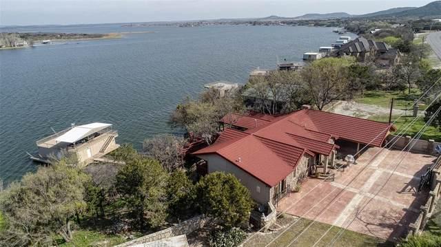 1727 Park Road 36, Possum Kingdom Lake, TX 76449 (MLS #14302472) :: Baldree Home Team