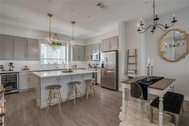 4910 Live Oak Street #4, Dallas, TX 75206 (MLS #14302493) :: Bray Real Estate Group