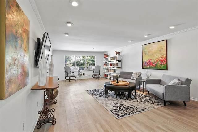 6226 Bandera Avenue 6226C, Dallas, TX 75225 (MLS #14302519) :: Robbins Real Estate Group