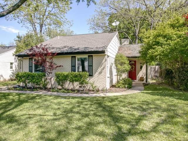 3875 Dunhaven Road, Dallas, TX 75220 (MLS #14302541) :: Potts Realty Group