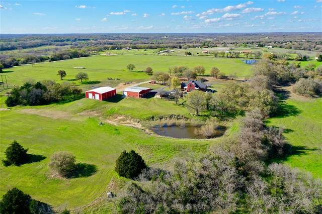 369 County Road 1590, Alvord, TX 76225 (MLS #14302559) :: The Mauelshagen Group