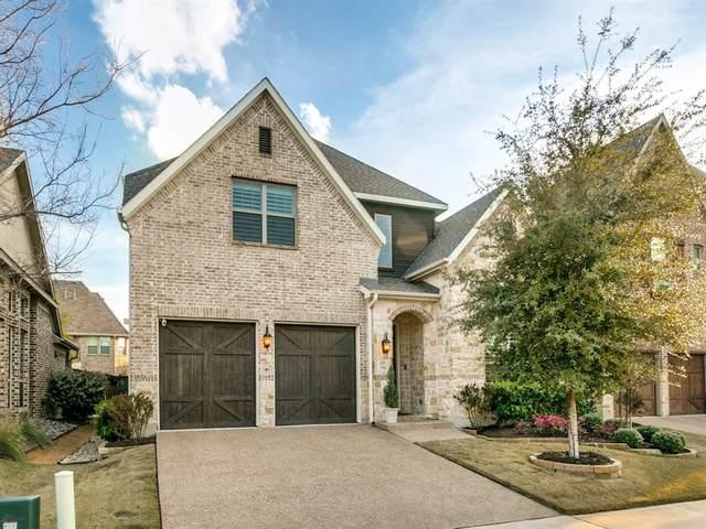 3416 Ashley Gardens, The Colony, TX 75056 (MLS #14302561) :: The Kimberly Davis Group