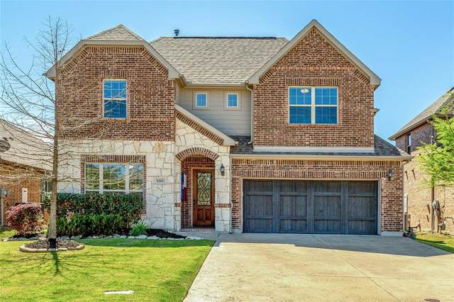 595 Bordeaux Drive, Rockwall, TX 75087 (MLS #14302579) :: All Cities USA Realty