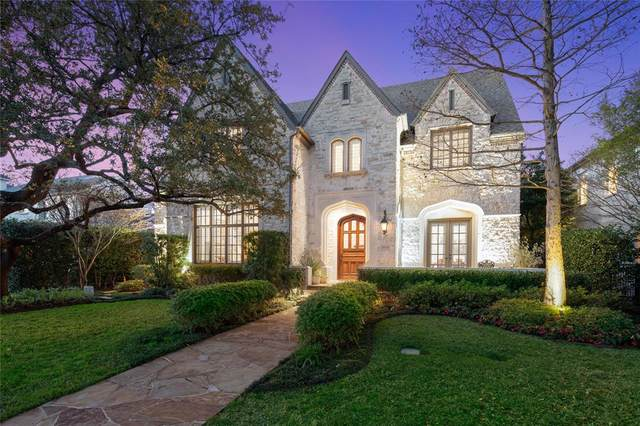 3908 Greenbrier Drive, University Park, TX 75225 (MLS #14302617) :: Robbins Real Estate Group