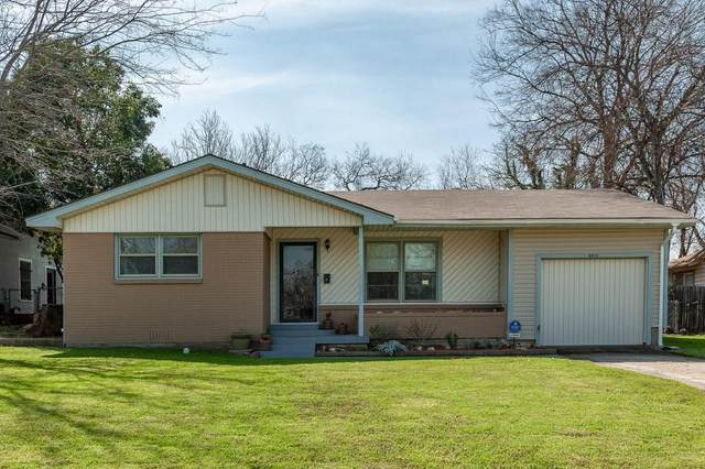 6613 Calmont Avenue, Fort Worth, TX 76116 (MLS #14302675) :: The Hornburg Real Estate Group