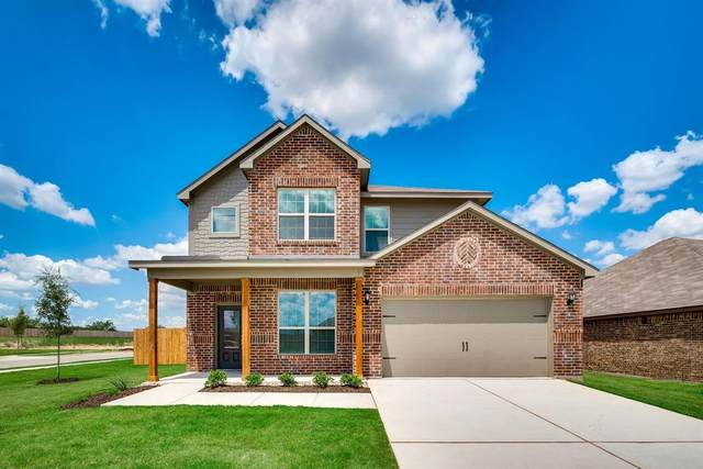 1809 Chesapeake Drive, Crowley, TX 76036 (MLS #14302695) :: The Mitchell Group