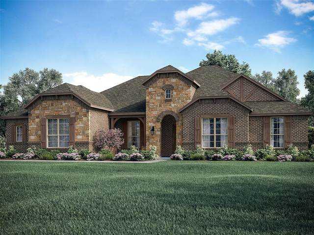 101 Homestead Lane, Waxahachie, TX 75165 (MLS #14302696) :: The Chad Smith Team