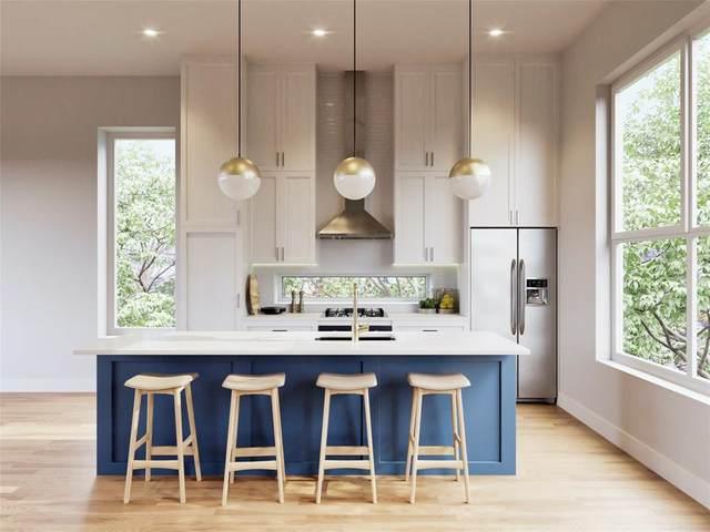 5908 Lindell Avenue #105, Dallas, TX 75206 (MLS #14302698) :: Robbins Real Estate Group