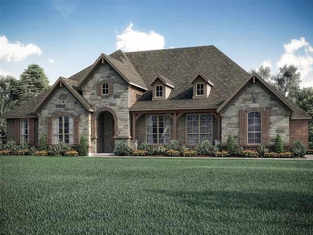 105 Homestead Lane, Waxahachie, TX 75165 (MLS #14302703) :: The Chad Smith Team