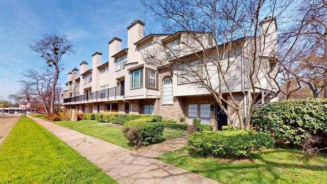 5757 Martel Avenue B12, Dallas, TX 75206 (MLS #14302720) :: North Texas Team | RE/MAX Lifestyle Property