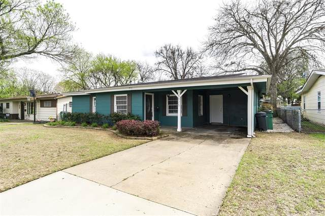 5825 Holloway Street, Westworth Village, TX 76114 (MLS #14302721) :: Justin Bassett Realty
