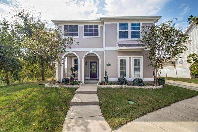 1260 Chattahoochee Drive, Savannah, TX 76227 (MLS #14302735) :: Real Estate By Design