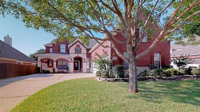 136 Shasta Drive, Hickory Creek, TX 75065 (MLS #14302767) :: Baldree Home Team