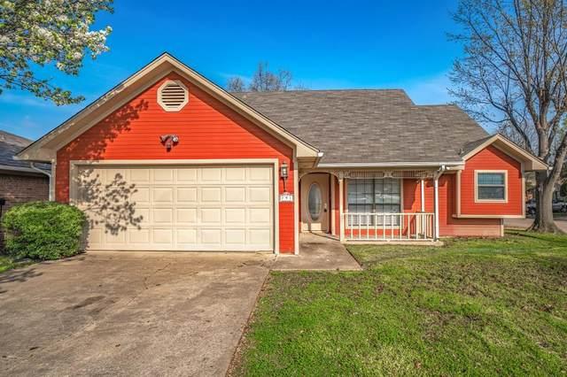 791 Evelyn Drive, Terrell, TX 75160 (MLS #14302771) :: RE/MAX Landmark