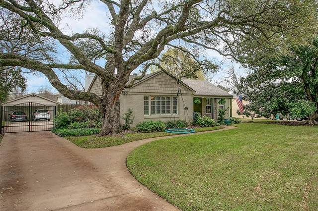 3712 S South Hills Avenue, Fort Worth, TX 76109 (MLS #14302803) :: Real Estate By Design