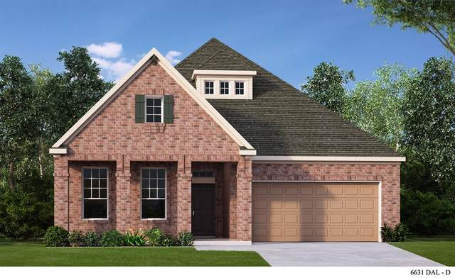 2502 Mill Place Drive, Mansfield, TX 76063 (MLS #14302815) :: The Hornburg Real Estate Group