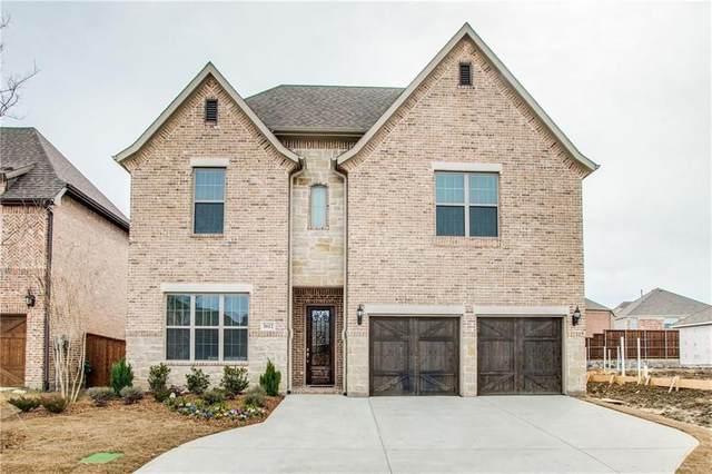 3612 Ashley Gardens, The Colony, TX 75056 (MLS #14302865) :: The Kimberly Davis Group