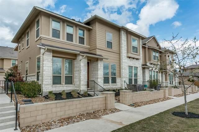 6814 E Riverside Drive #61, Austin, TX 78741 (MLS #14302886) :: Bray Real Estate Group