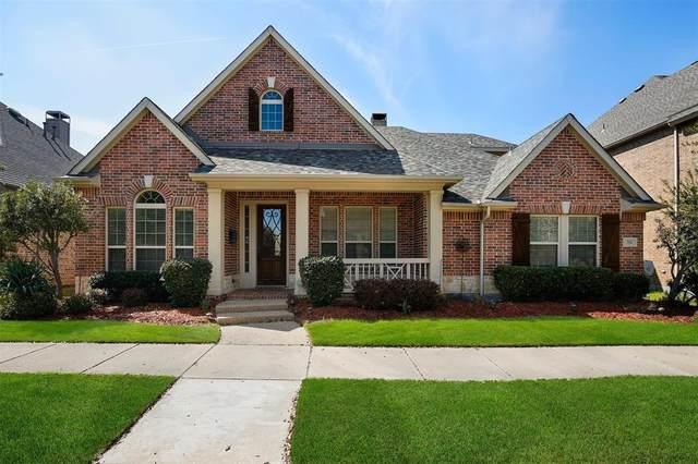 504 Four Stones Boulevard, Lewisville, TX 75056 (MLS #14302926) :: The Kimberly Davis Group